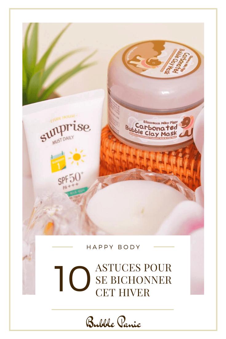 10 conseils pour prendre soin de son corps pendant l'hiver.