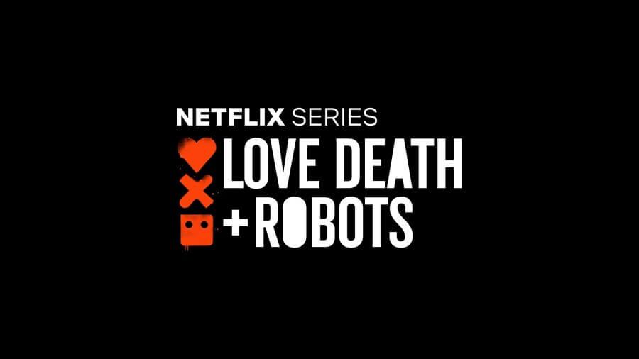 Bannière de Love Death + Robots