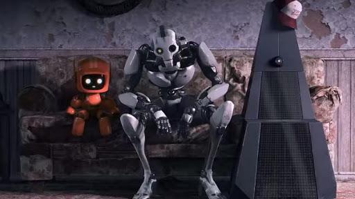 Image de trois robots.