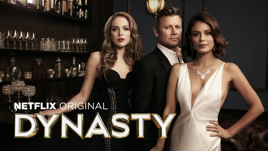 Série Netflix Dynastie.