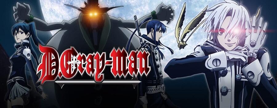 Bannière D.Gray-Man.