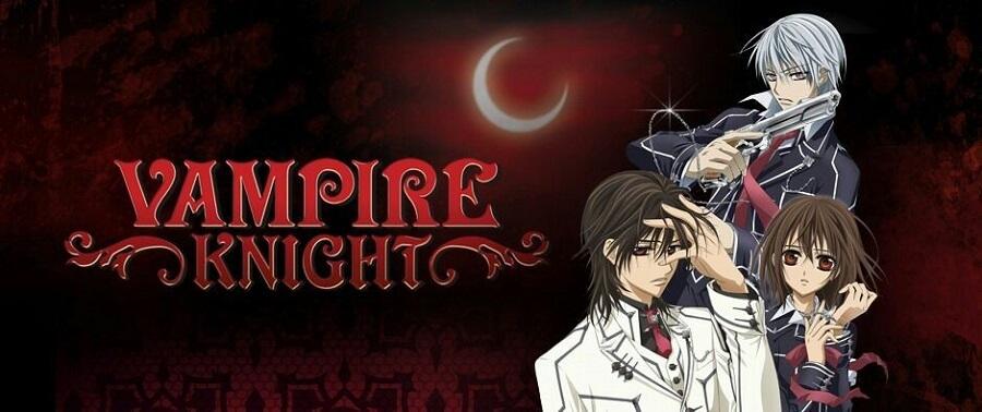 Bannière Vampire Knight.